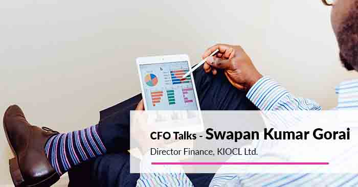 CFO Talks – Swapan Kumar Gorai, Director Finance, KIOCL Ltd.